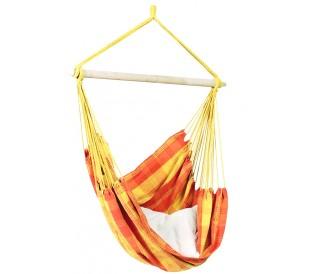 Hamac Chaise Basique Relax Orange